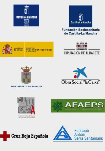 Logos colaboradores Fundación Familia